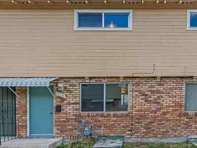 Carson City Condo/Townhouse Active/Pending-Loan: 1210 S Curry St