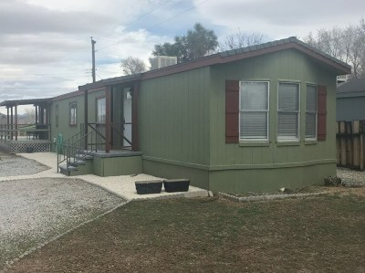 Reno Manufactured Home Active/Pending-Loan: 535 Budger Way