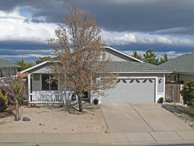 Reno Single Family Home New: 1130 Crosswater Drive