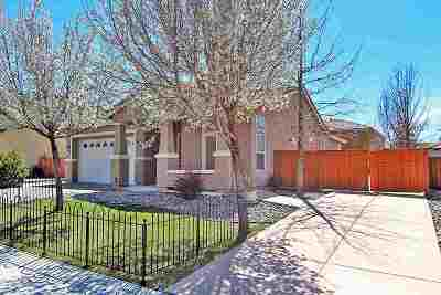 Reno Single Family Home For Sale: 450 Manciano Way
