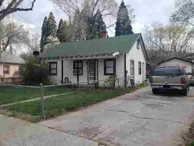 Sparks Single Family Home Active/Pending-Loan: 311 Fodrin Way