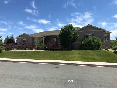 Sparks Single Family Home Active/Pending-House: 9600 Cordoba