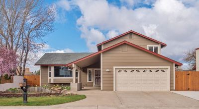 Sparks Single Family Home New: 1279 Coachman Drive
