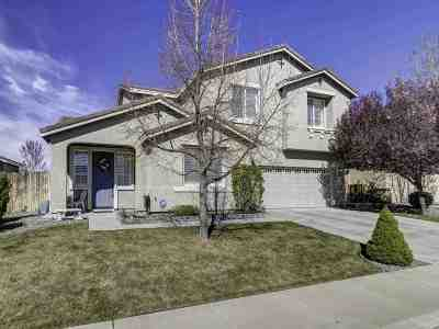 Reno Single Family Home For Sale: 2525 Perryville Dr