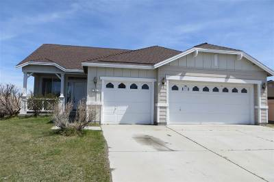 Sparks Single Family Home New: 32 Kaweah Court