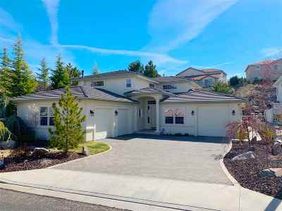 Reno Single Family Home For Sale: 2688 Spearpoint Drive