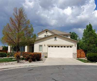 Single Family Home For Sale: 2499 Sorrento Ct