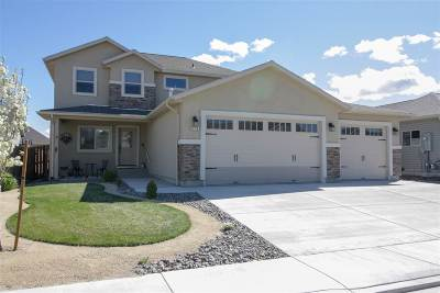 Fernley Single Family Home New: 213 Heather Lane