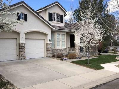 Reno Single Family Home New: 1015 Waverly Drive