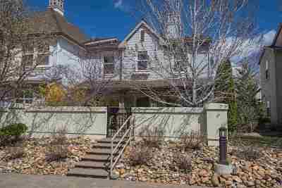 Reno Single Family Home New: 1648 Lone Oak Trail