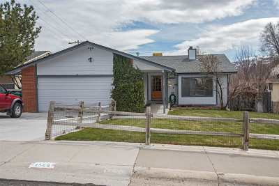 Reno Multi Family Home New: 1660 W 12th #2