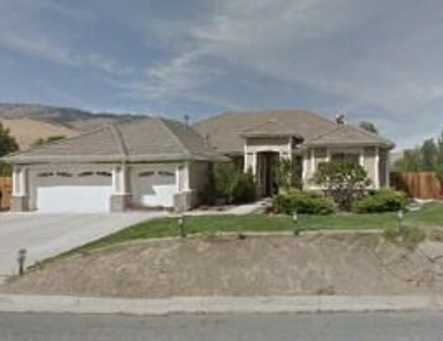 Carson City Single Family Home Active/Pending-Loan: 2080 St. George Way