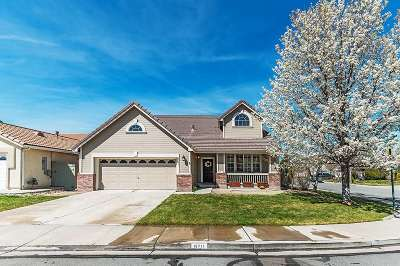 Reno Single Family Home For Sale: 9711 Northmont