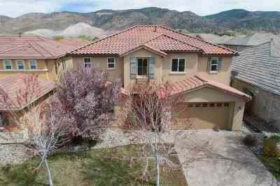 Reno Single Family Home New: 11290 Messina Way