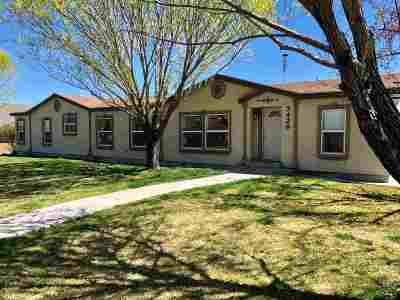 Winnemucca Manufactured Home For Sale: 3429 N Highland Dr.