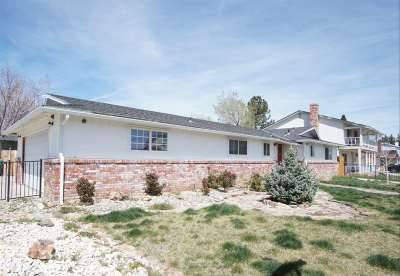 Sparks Single Family Home Active/Pending-Loan: 1822 Meadowvale