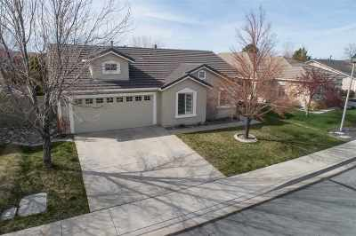 Reno Single Family Home New: 10665 Vista Bonita Ln