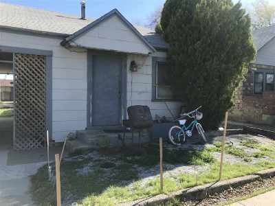 Reno Multi Family Home For Sale: 420 & 422 Claremont Street #House +