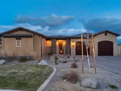 Reno Single Family Home New: 3130 Vista Favoloso #Vista Fa