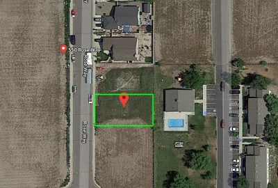 Winnemucca, Orovada, Paradise Valley, Lovelock, Imlay, Golconda Residential Lots & Land New: 540 Rose Way