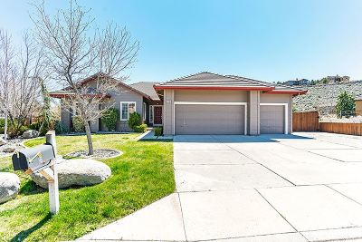 Reno Single Family Home New: 2590 Whistler Ridge Dr