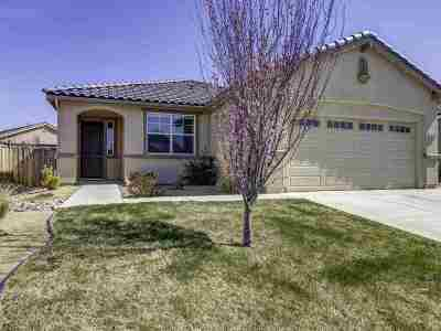 Reno Single Family Home New: 6788 Centaurus