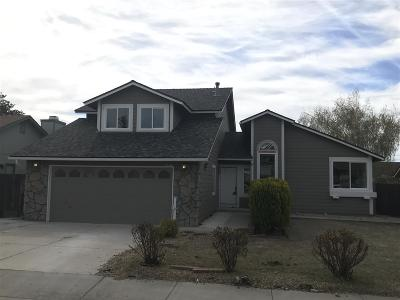 Reno Single Family Home New: 6330 Fairhaven Place
