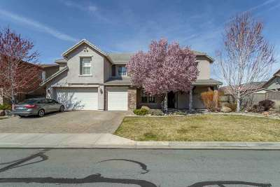 Reno Single Family Home New: 621 Steeplechase Court