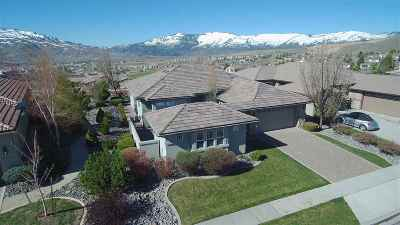 Reno Single Family Home New: 2180 Maple Leaf Trail