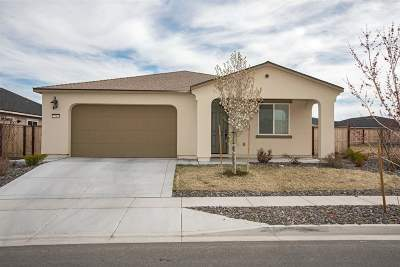Reno Single Family Home New: 7264 Rutherford Drive