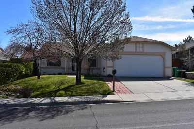 Reno Single Family Home For Sale: 8532 Red Baron Blvd
