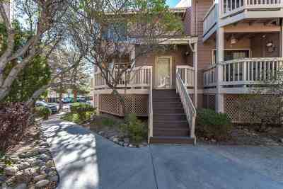 Reno Condo/Townhouse For Sale: 2875 Idlewild Drive #96
