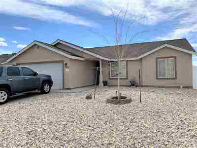 Single Family Home Active/Pending-Loan: 1342 White Bluffs