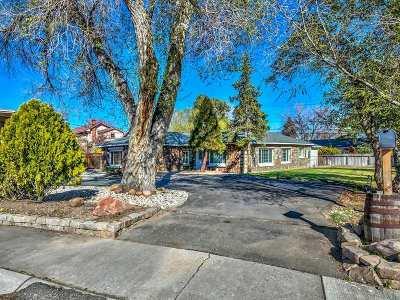 Reno Single Family Home For Sale: 2100 Riviera