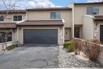 Reno Condo/Townhouse New: 3601 Skyline Blvd #2