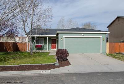 Reno Single Family Home New: 11943 Kernite Street