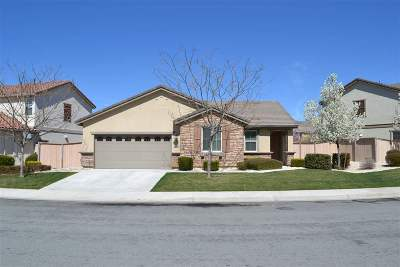 Reno Single Family Home New: 10788 Grayslake