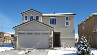Reno Single Family Home New: 2010 Harmony Valley Way