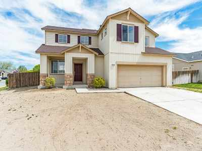 Fernley Single Family Home Active/Pending-Loan: 1644 Picetti Way