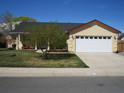 Gardnerville Single Family Home Active/Pending-Loan: 692 Bluerock Road
