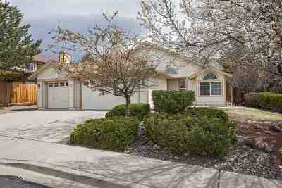 Reno NV Single Family Home New: $420,000