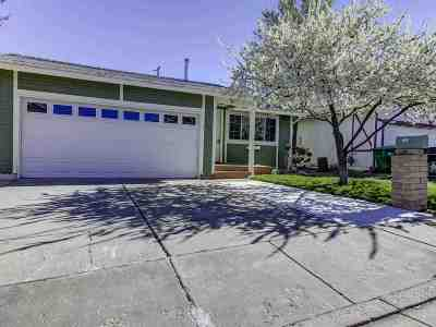 Reno Single Family Home New: 2649 Powder Dr