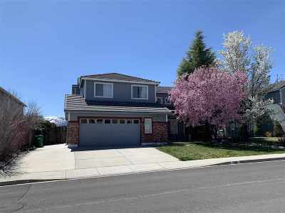 Reno Single Family Home New: 5480 Twin Creeks Drive
