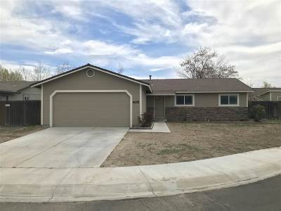 Fernley Single Family Home New: 405 Bramble Ct