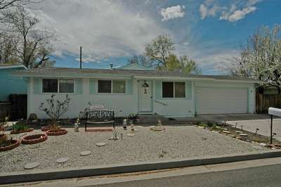 Gardnerville NV Single Family Home New: $315,000
