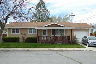 Carson City Single Family Home Active/Pending-Loan: 1920 Marie Drive