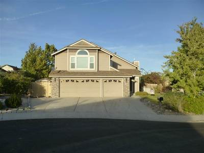 Reno NV Single Family Home New: $529,000