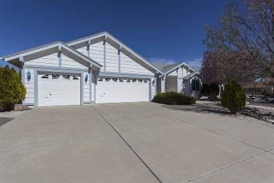 Sparks Single Family Home Active/Pending-Loan: 10 Sunlit Court