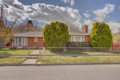 Carson City Single Family Home Active/Pending-Call: 700 Thompson Street