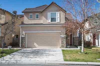 Sparks Single Family Home New: 3919 Antinori Drive